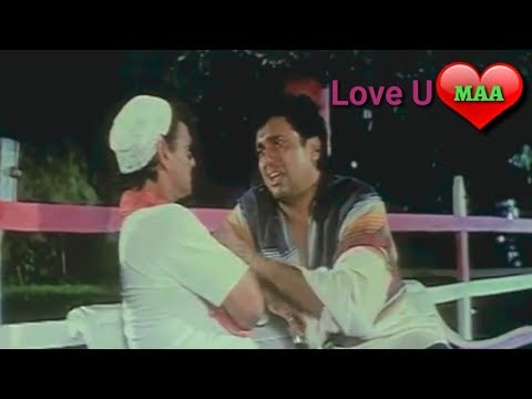 Govinda Very Sad 😔 Dialogue | Best Dialogue Scene | Maa Ke Liye Emotional 😓 | My Favourite Video