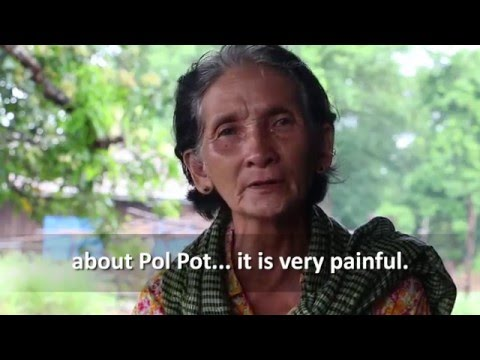 Remembering the Khmer Rouge