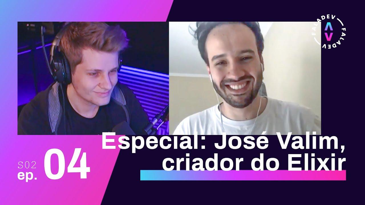 Entrevista exclusiva com José Valim, criador da linguagem Elixir