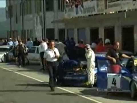 STCC 2000 deltävling 6 Mo i Rana och CART Mid Ohio