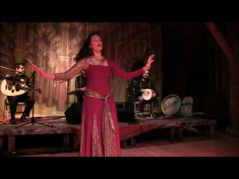 Persian Concert 2016 at Middle Eastern Music and Dance Camp
