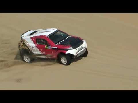 Dubai Baja – October 2019 – Ahmed Al Shamy – Desert Warrior 3