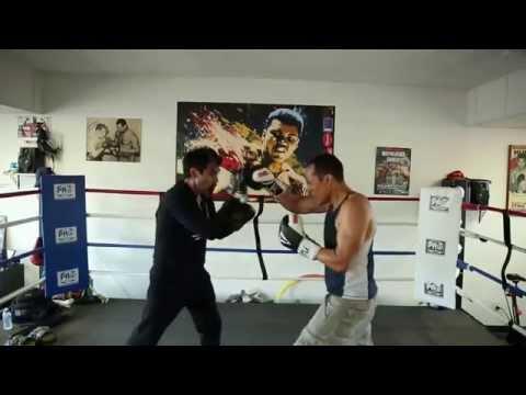 Yancey Arias Fight Reel 2015
