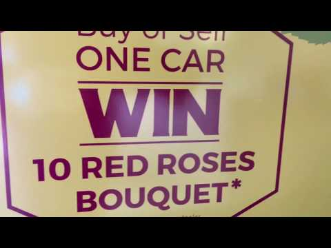 VALENTINE'S SALE - 14 Feb 2017 - MID STATE Jefferson Auto Auction