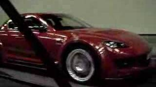 Mazda RX-8 Turbo VS Porsche 997 Carrera 4S