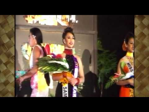 Miss Samoa 2017 Pageant D