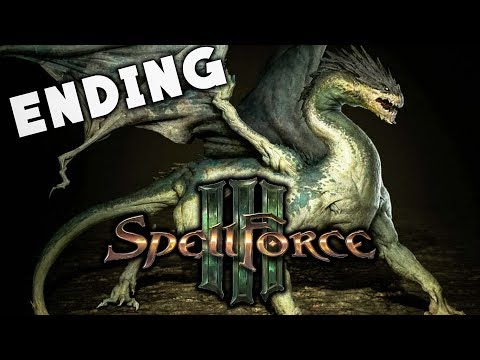 spellforce 3 story gameplay ending the golden road the final test greykeep youtube. Black Bedroom Furniture Sets. Home Design Ideas