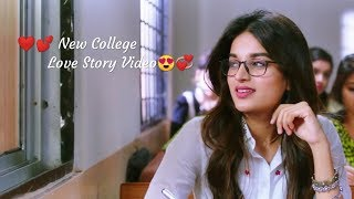 New Cute College Love story video|💖New Lovely Feeling WhatsApp Status Video 2018💖
