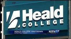 Honolulu Heald College shuts down