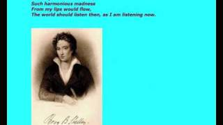 Percy Bysshe Shelley - Tony Britton reads