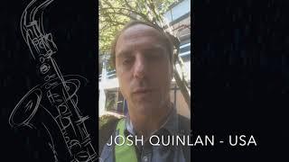 JOSH QUINLAN SAX FEST COSTA RICA INTERNACIONAL