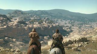 Metal Gear Solid V:The Phantom Pain-Обучение на базе