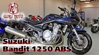 Suzuki Bandit 1250 ABS #00697
