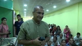 Sanjay Raval @ Dahi laxmi Pustkalay Nadiad, સંજય રાવલ
