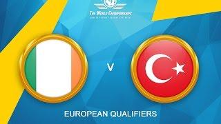 CS:GO - Ireland vs. Turkey[Mirage] - The World Championships 2016