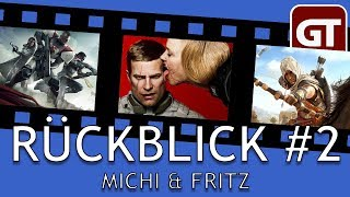 Thumbnail für Rückblick & Spiele-Highlights 2017 (Michi & Fritz) Teil 2 - GT-Talk #81