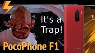 Пара слов о PocoPhone F1