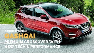 2018 Nissan Qashqai | Outstanding New Design, Technology And Performance.