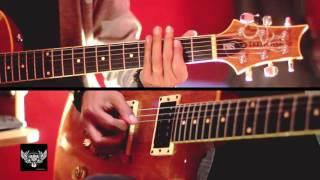 Galngam Theory - Kikholute (Guitar riffs)