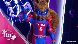 """""""The Masked Singer"""": Dieses Topmodel steckte im Eichhörnchen-Kostüm!"""
