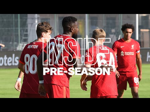 Inside Pre-Season: Liverpool's double header in Austria | Wacker Innsbruck & VfB Stuttgart