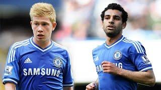 Chelsea Yıldızlarını Satmasaydı Bugün 11'i Nasıl Olurdu?