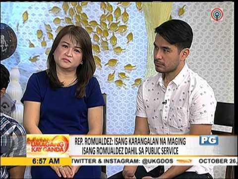 Imelda's nephew vows aid for Eastern Visayas