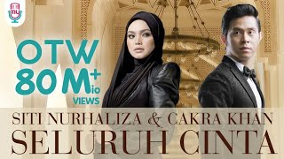 Repeat youtube video Siti Nurhaliza & Cakra Khan - Seluruh Cinta (Official Lyric Video)