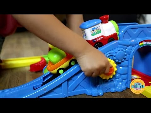 Go Go Smart Wheels Train Station Playset From Vtech Kids Toy