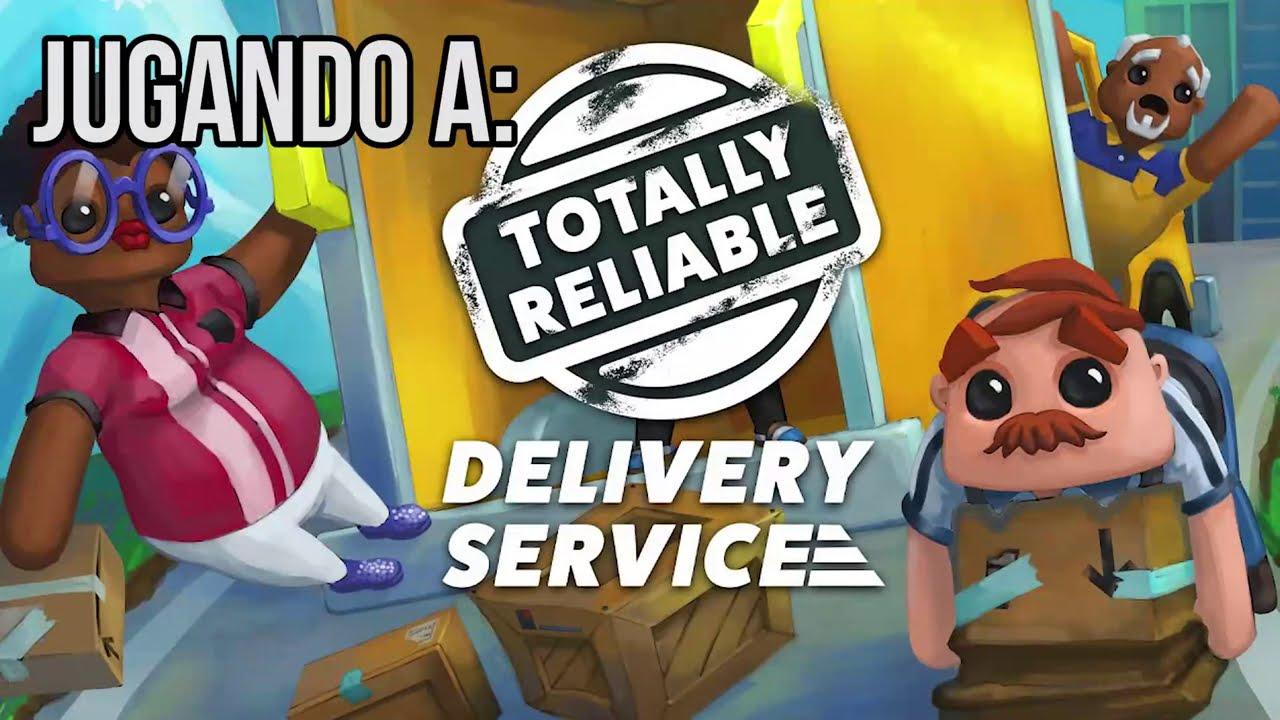 Totally Reliable Delivery Service #1   Amazon no la pela