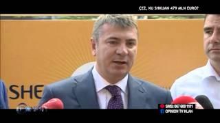 Opinion - CEZ, ku shkuan 579 mln euro? (15 tetor 2015)