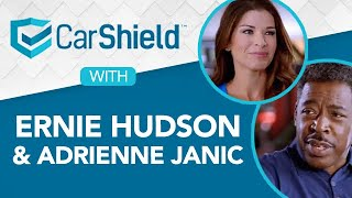 CarShield Commercial with Ernie Hudson and Adrienne Janic