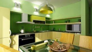 Цветовые решения для кухни(Цветовые решения для кухни. Цвет в интерьере позволяет придать квартире любое настроение. Цветовая гамма..., 2014-08-28T19:41:53.000Z)
