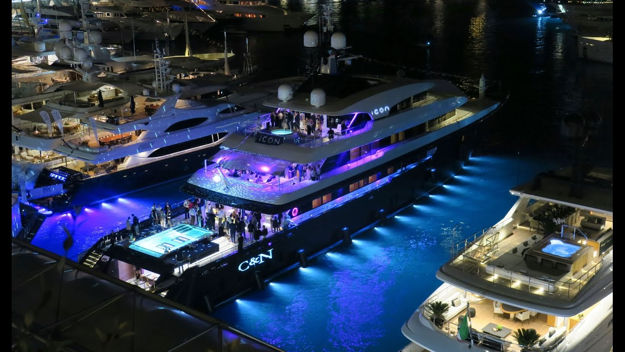 Image result for monaco yacht show 2017 party