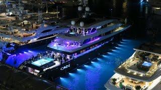 The Monaco Yacht Show 2016