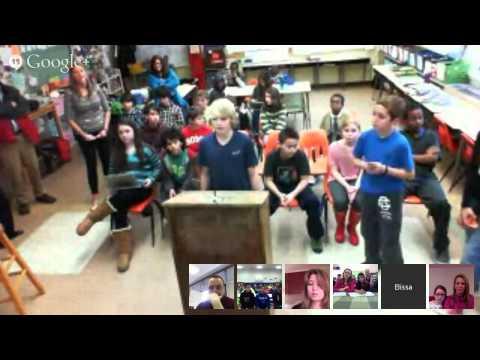 Violent Video Games Debate - SOMS vs Byram Middle School