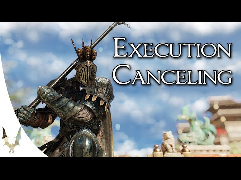 For Honor - Executions and Execution Canceling
