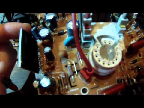 видео: Телевизор samsung сам выключается и потом не включается