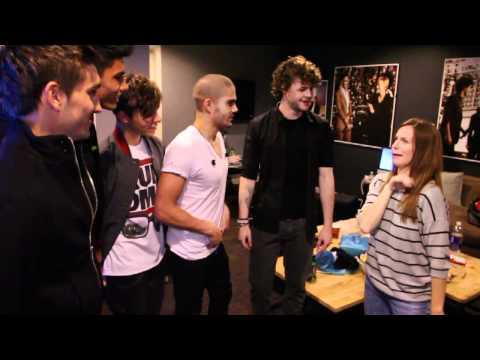 Jeannie Interviews 'The Wanted'
