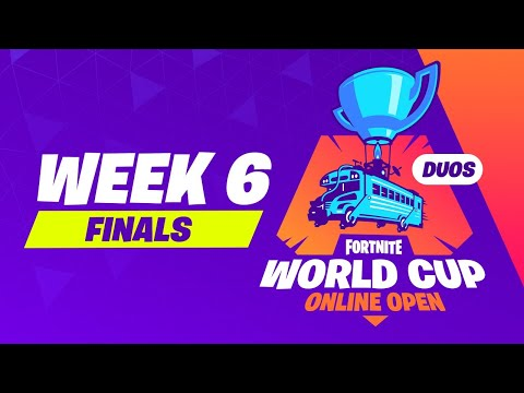 Fortnite World Cup - Week 6 Finals