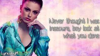 Cher Lloyd & T. I. - I Wish [Lyrics]