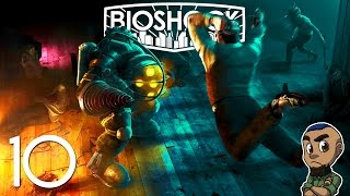 LOT 192 | BioShock Remastered (The Collection) | Part 10 | Gameplay Walkthrough PS4 Xbox One