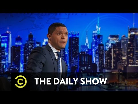 Trevor Noah connects Women's March to feminism in South Africa