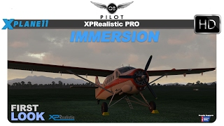 [X-Plane] XPRealistic Pro for X Plane 11 | First Look