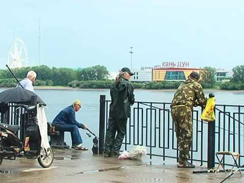 запрет на ловлю рыбы на реке амур