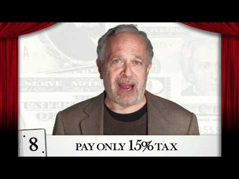How Did Mitt Romney Get So Obscenely Rich?  Robert Reich Explains