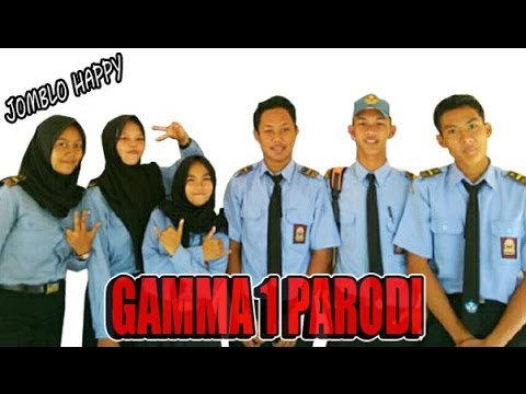 Gamma1 Band - Jomblo Happy (Clip Cover)