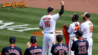 Trey Mancini Chronicles His Battle With Cancer