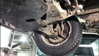 киа Соренто не работает полный привод ремонт 4WD