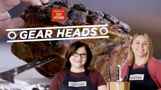 Gear Heads | Which Boning Knife Makes the Cut?